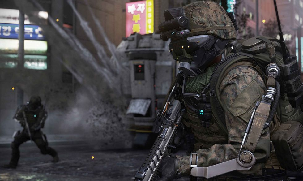 Call of Duty: Advanced Warfare – 5 cose da sapere + 5 video
