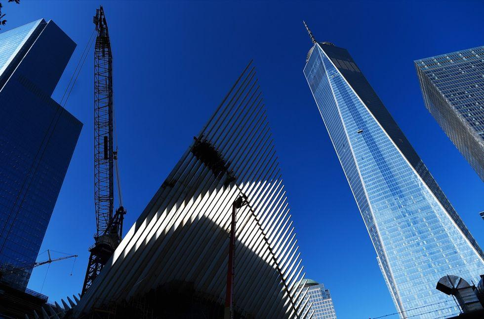 Ecco il nuovo One World Trade Center