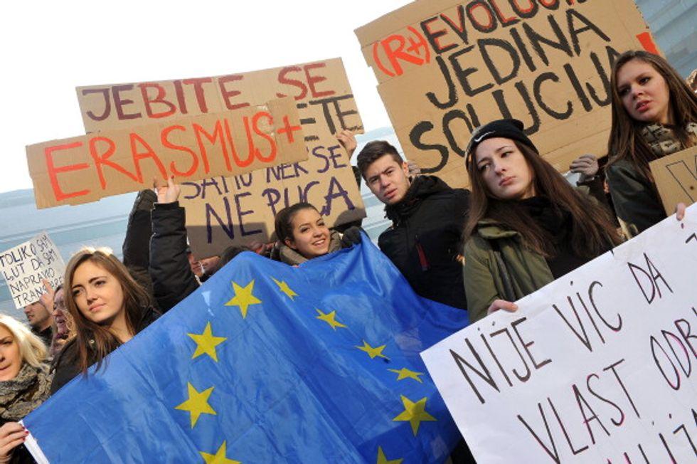Europa: l'Erasmus si fa plus con i fondi di Bruxelles