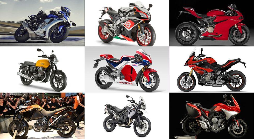 Eicma 2014: concentrato di tecnologia a due ruote