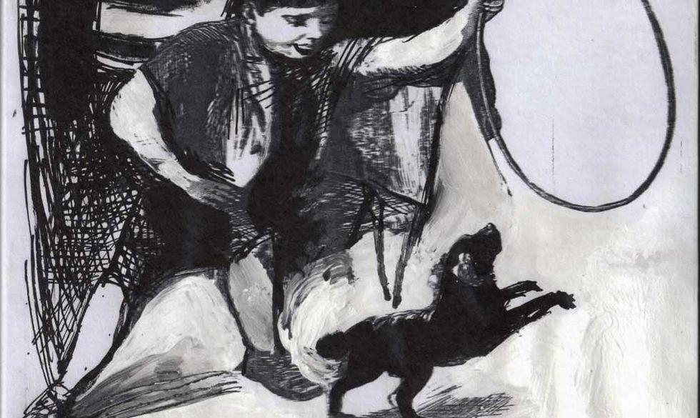 """Mario Pistacchio, Laura Toffanello, """"L'estate del cane bambino"""""""