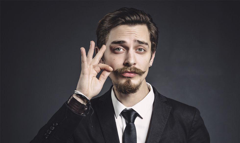 Movember, quando la prevenzione è questione di baffi