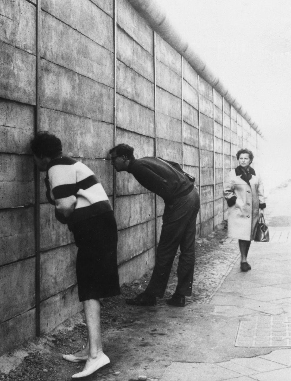 Berlino, gli anni del muro (1961-1989) - Foto