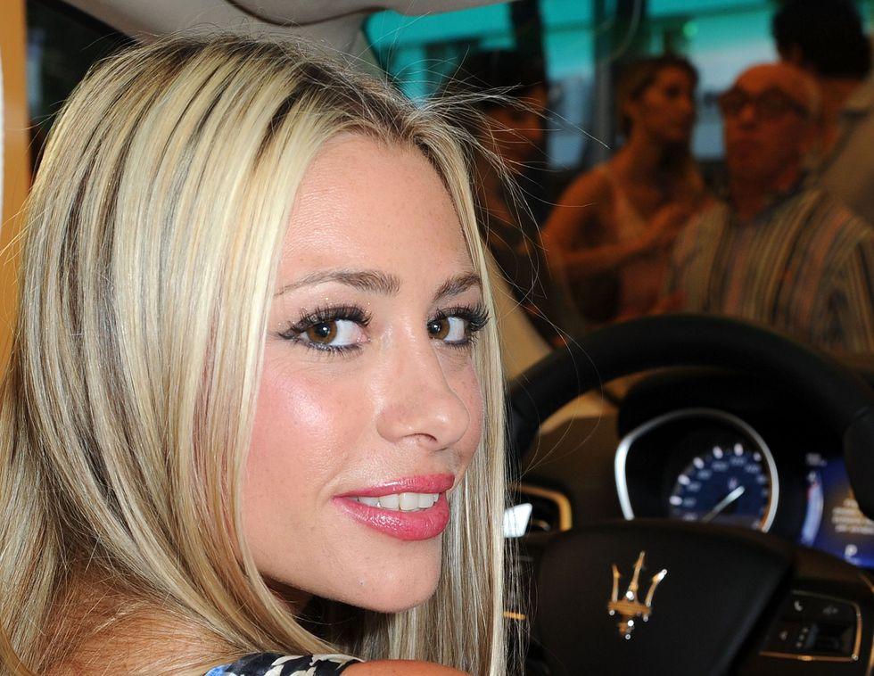 Martina Stella, il nuovo amore si chiama Andrea Manfredonia