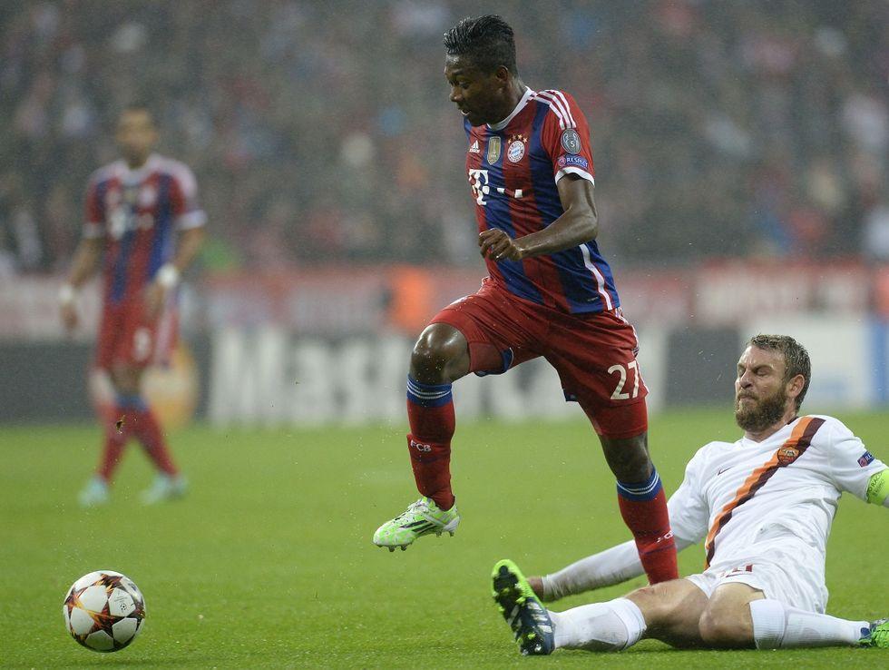 Bayern Monaco-Roma 2-0: non c'era il rigore su Nainggolan