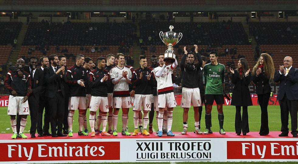 Il Milan e i 18.211 euro del Trofeo Berlusconi: 20 ore dell'ingaggio di Torres