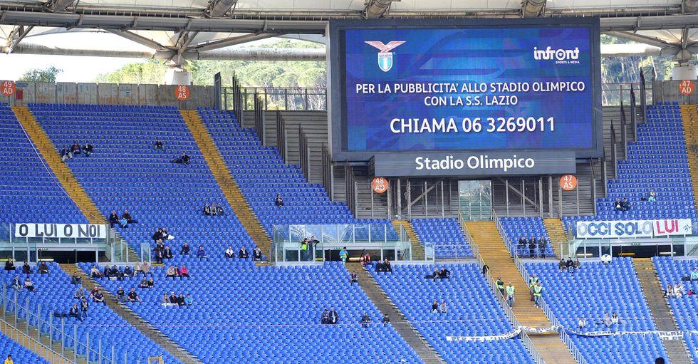 Assalto ai bolognesi: trasferta a Bologna vietata ai tifosi della Lazio
