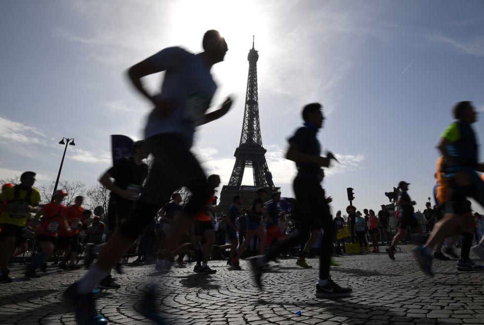 maratona parigi