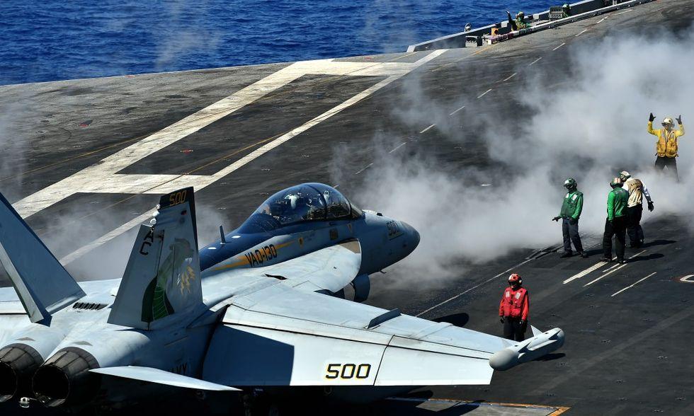 siria-aerei-navi-stati-uniti