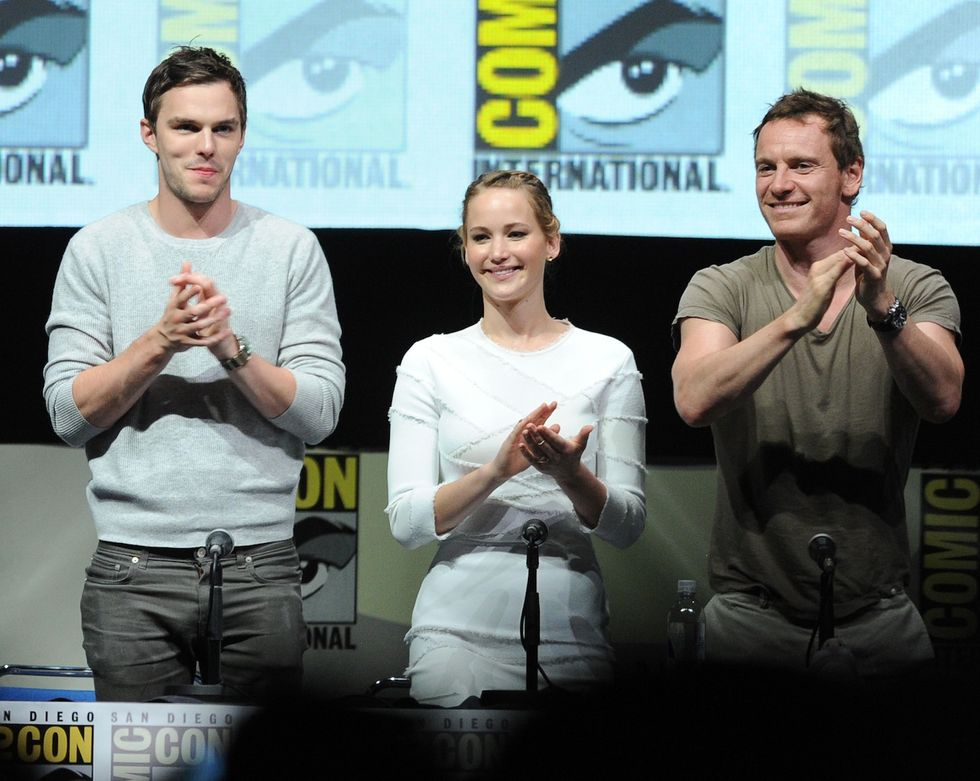 Jennifer Lawrence e Nicholas Hoult: amore andata e ritorno