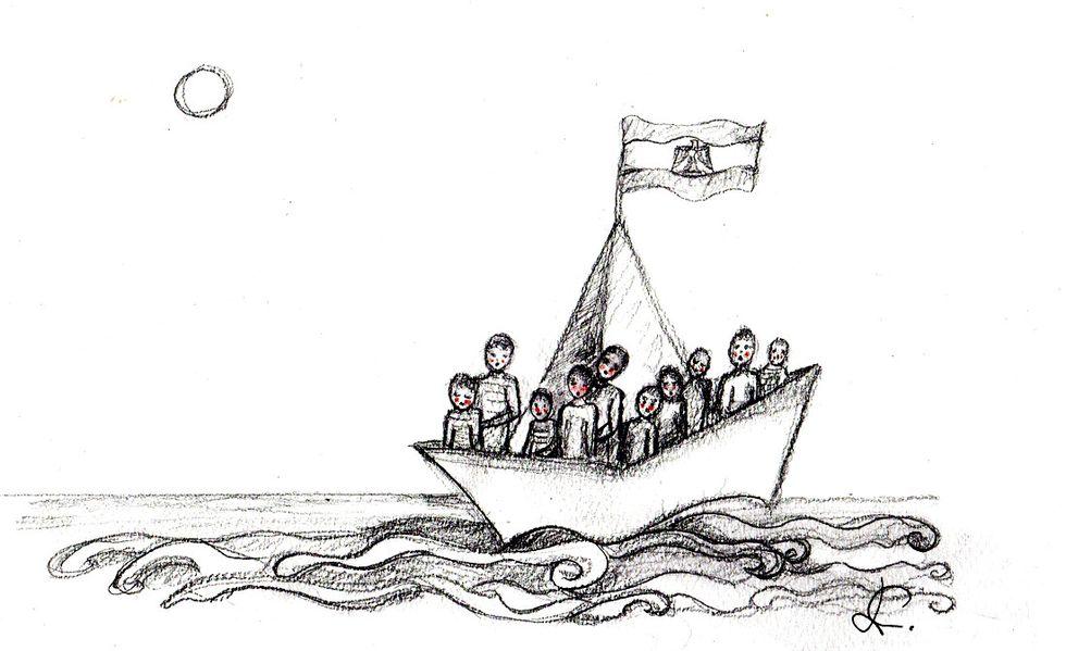 Migrazione minorile in Egitto