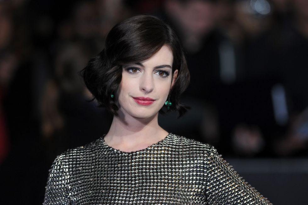 Anne Hathaway: non ho bisogno di voi