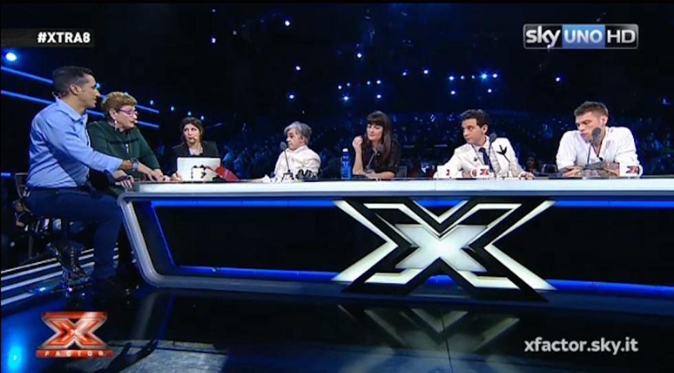 X Factor 8: scintille tra Victoria Cabello e Fedez