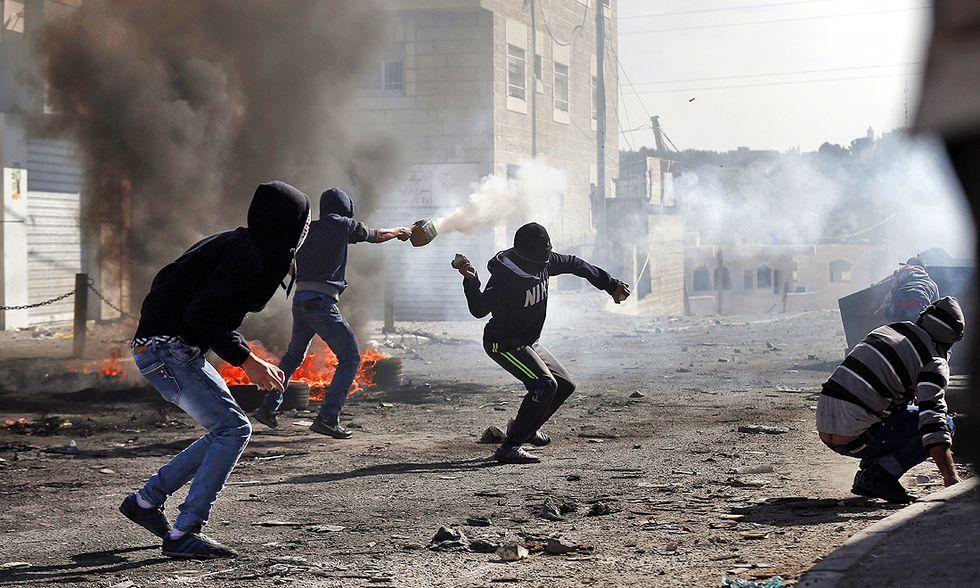 L'Intifada dei coltelli che avvelena Israele