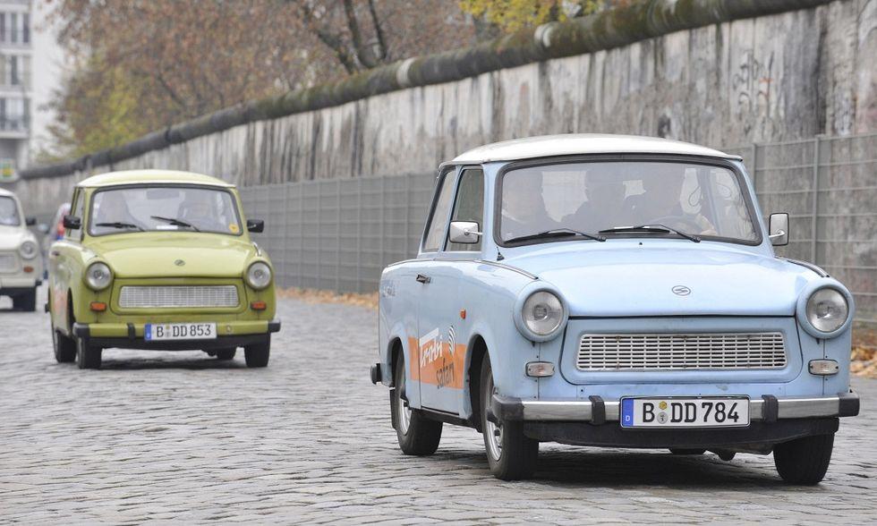 Berlino, 25 anni dopo la caduta del muro: la situazione economica