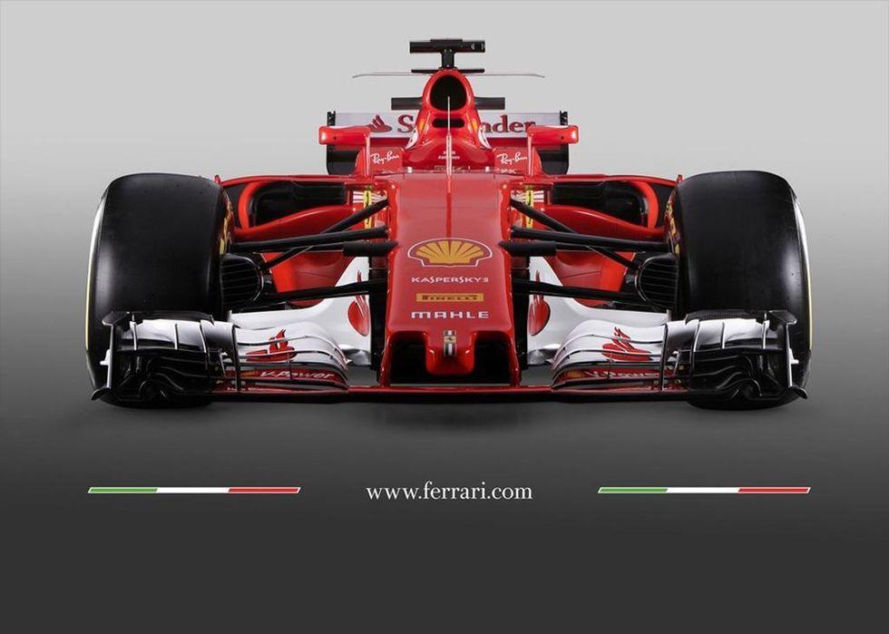 Formula 1: Ferrari presenta Sf70H, la monoposto per il Mondiale 2017