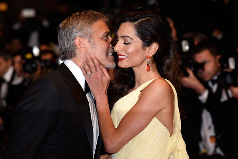 E' già toto-nomi per i gemelli Clooney