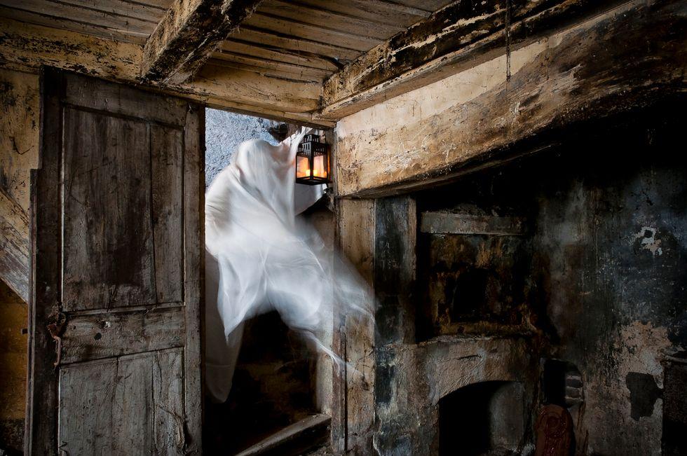 I fantasmi esistono, ma...