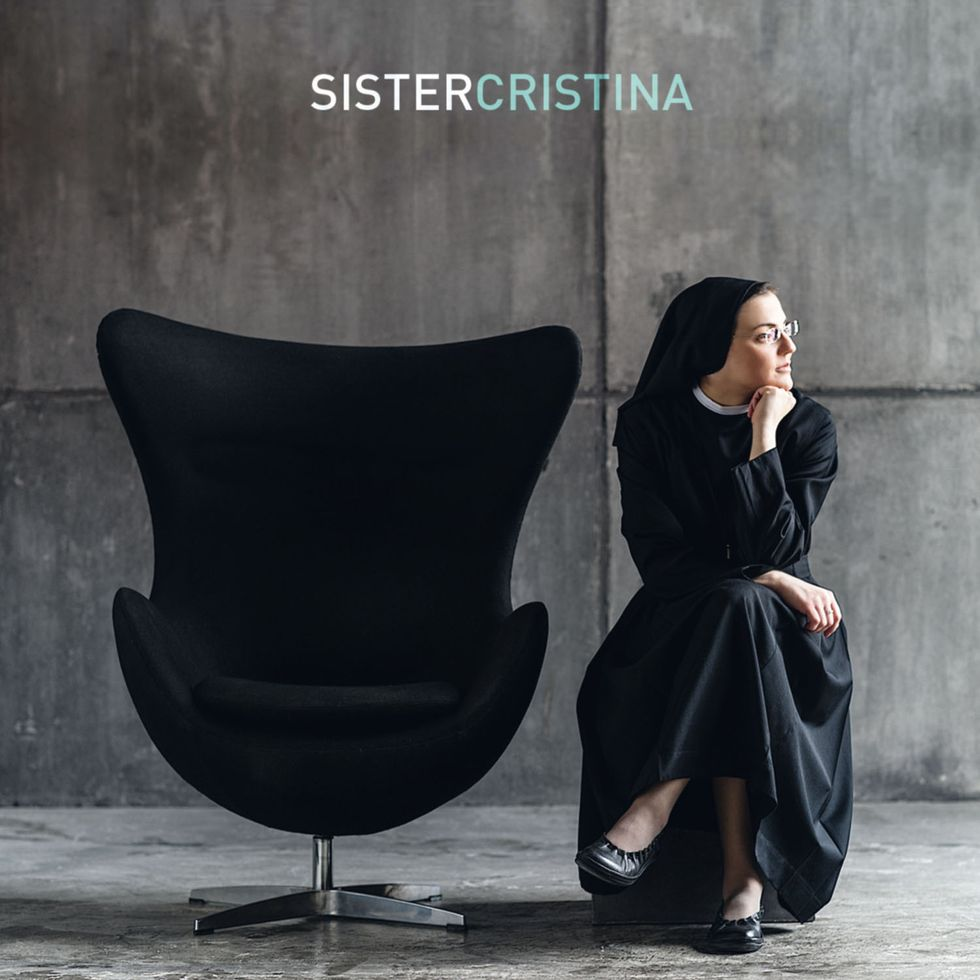 Suor Cristina: esce l'album di debutto - La recensione