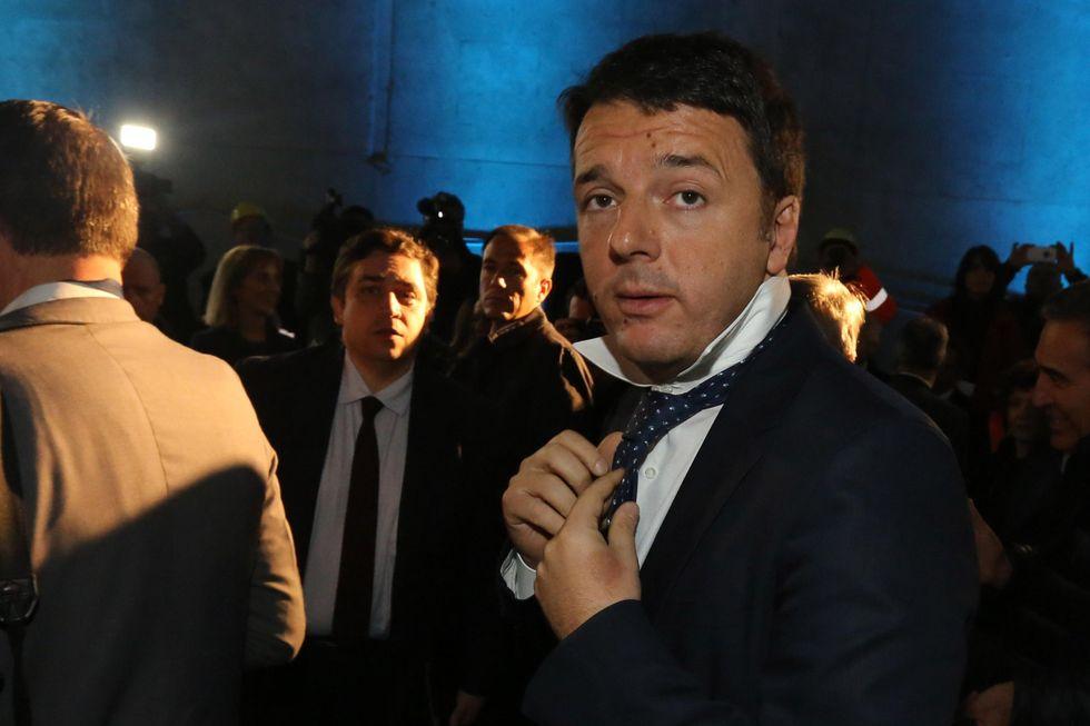 2018: l'obiettivo di Renzi
