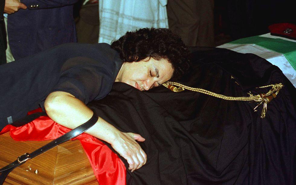 La madre di Emanuele Scieri