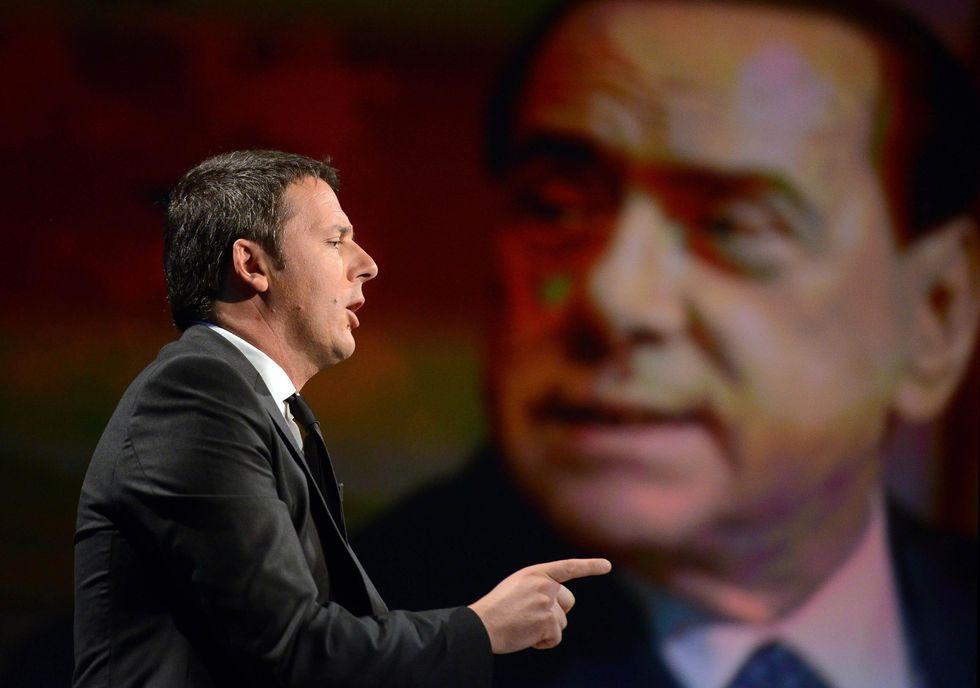 Renzi-Berlusconi, l'accordo e qualche incognita
