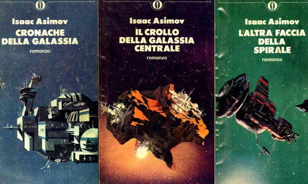 La 'Trilogia della Fondazione' di Asimov va in tv. Flop o successo?