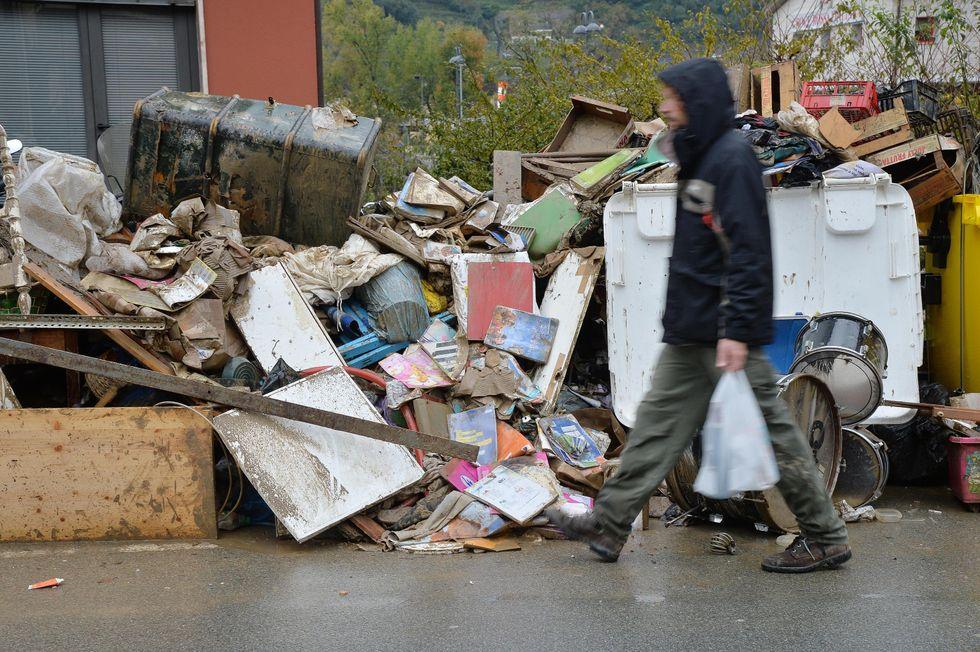 Genova: i progetti ci sono, mancano gli scolmatori