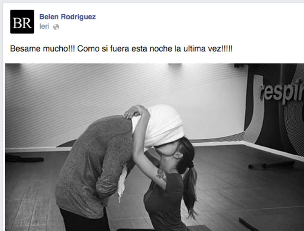 Belén e Stefano: dalle lacrime ai baci per dimenticare il litigio