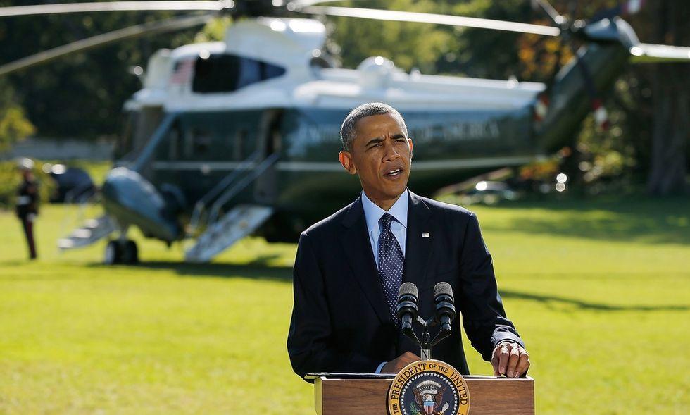 Obama cambia strategia: abbattere Assad per sconfiggere l'Isis