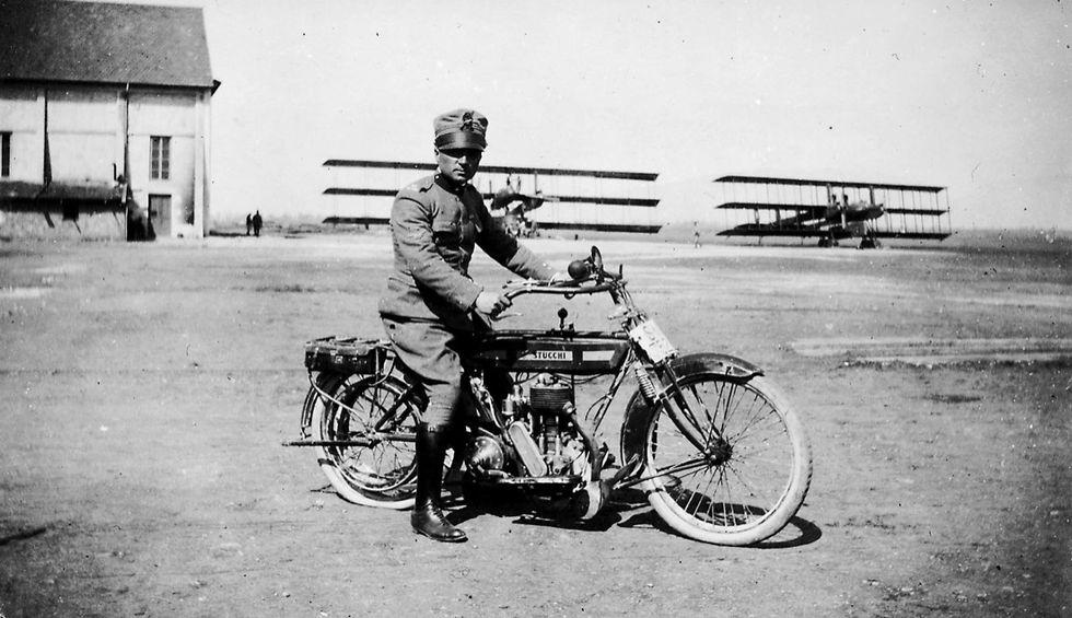 moto grande guerra