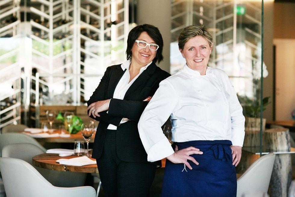 La Chef e la Boss, la dura vita in una cucina stellata