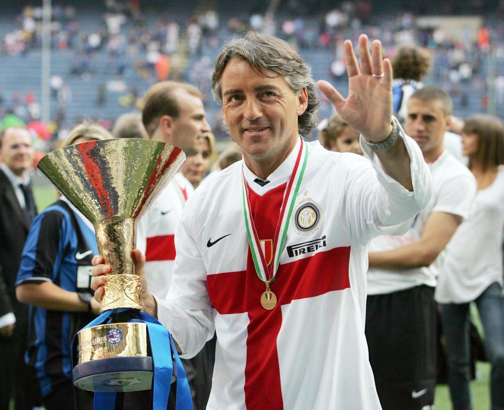 Mancini torna all'Inter: le reazioni nerazzurre su Twitter