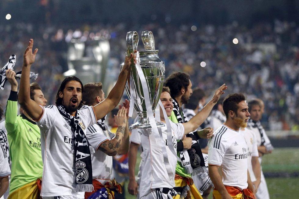 In Champions si vince con il 4-3-3, lo dice la storia