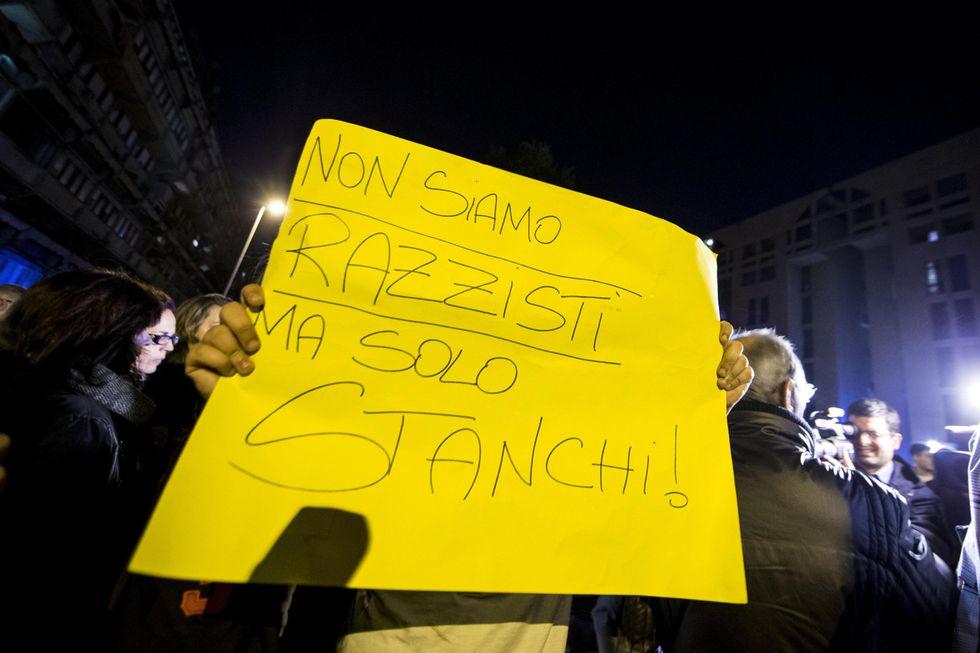"Tor Sapienza, non chiamatela ""razzista"""
