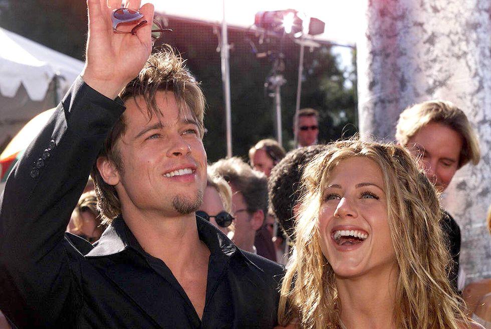Jennifer Aniston, due di picche a Brad Pitt