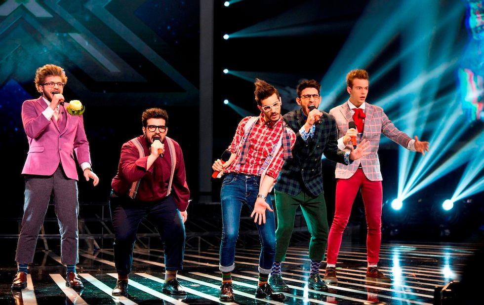 """X Factor 8, Spritz For Five: """"L'addio di Morgan? Speriamo ci ripensi"""""""