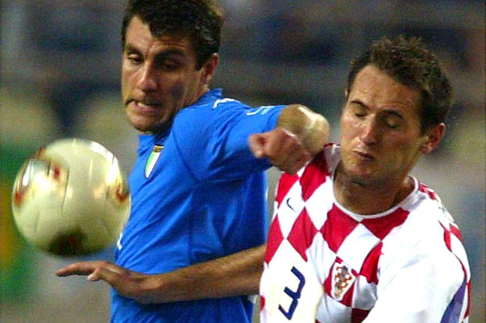 Italia-Croazia: la prima sfida giusto 20 anni fa