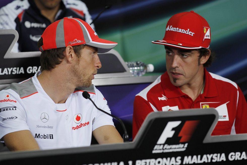 Mercato piloti: Alonso, Vettel, Button, si cambia