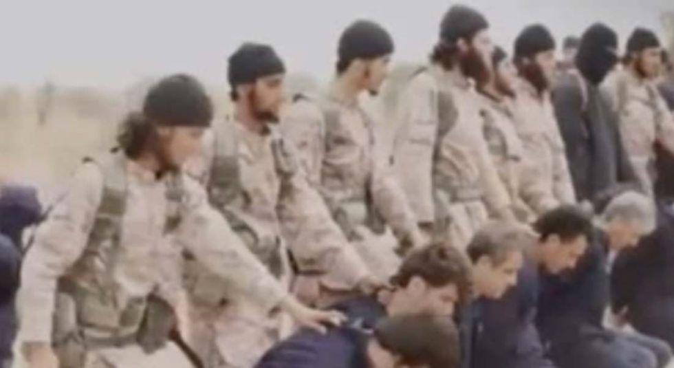 Un inglese e un francese tra i boia di Isis
