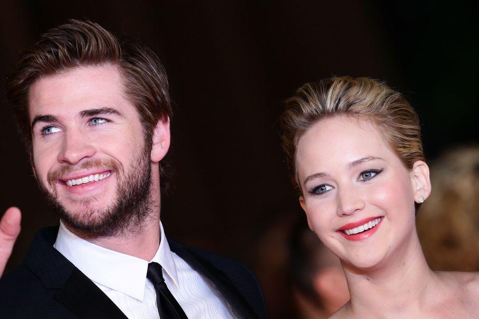 "Liam Hemsworth: ""Disgustoso baciare Jennifer Lawrence"""