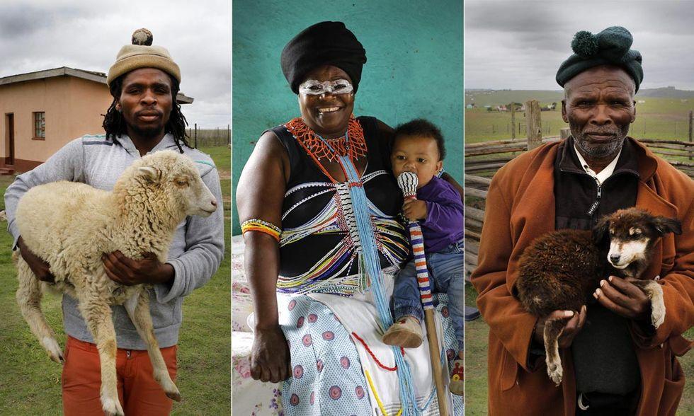 Il popolo di Mandela: ritratti dal Sudafrica