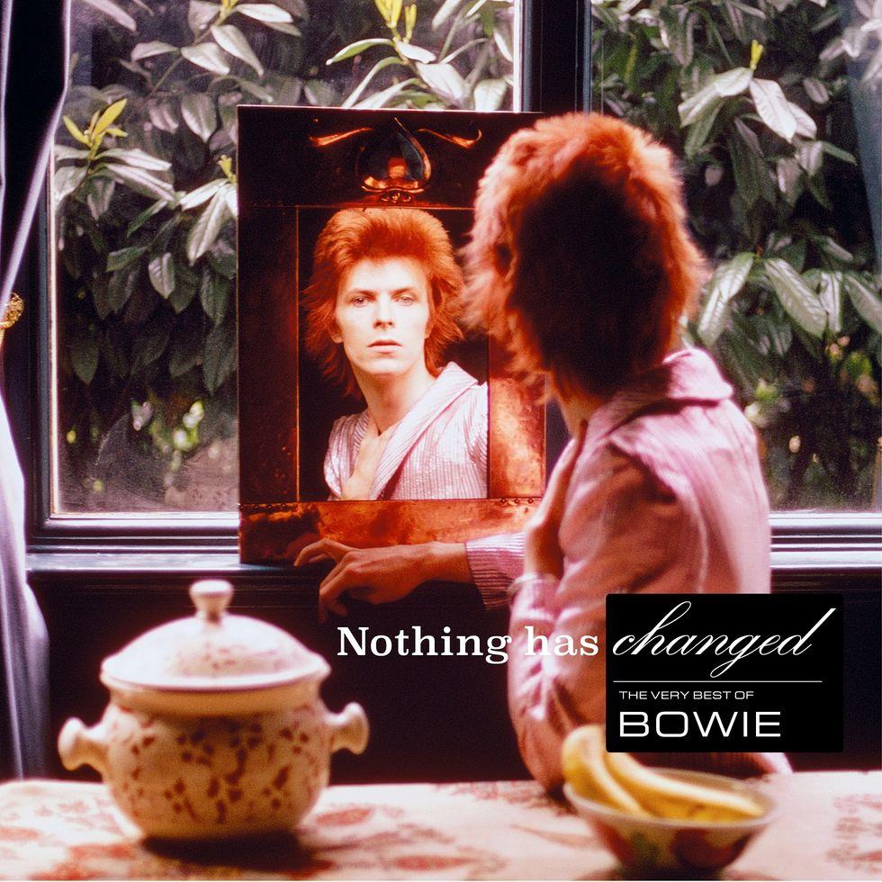 """David Bowie: le rarità della nuova raccolta, """"Nothing has changed"""""""