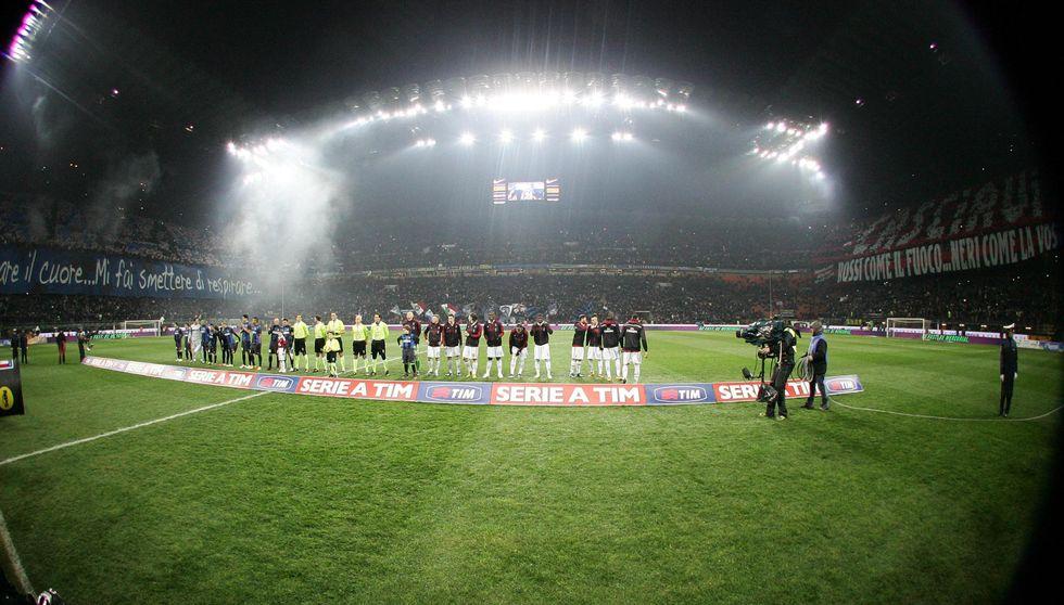 Milan-Inter, il derby sbarca su Twitter