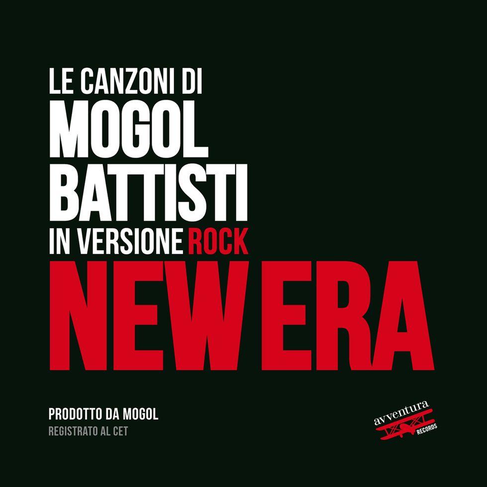 Mogol-Battisti: le canzoni in versione rock New Era