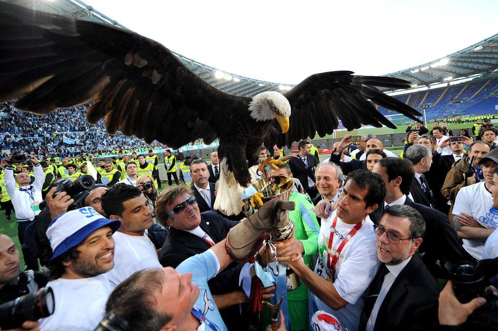 Lazio-Roma, quando il derby dell'Olimpico valse la Coppa Italia