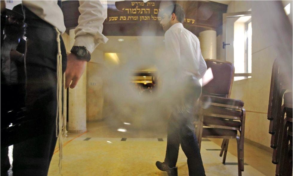 Ecco cosa è successo nella sinagoga di Gerusalemme