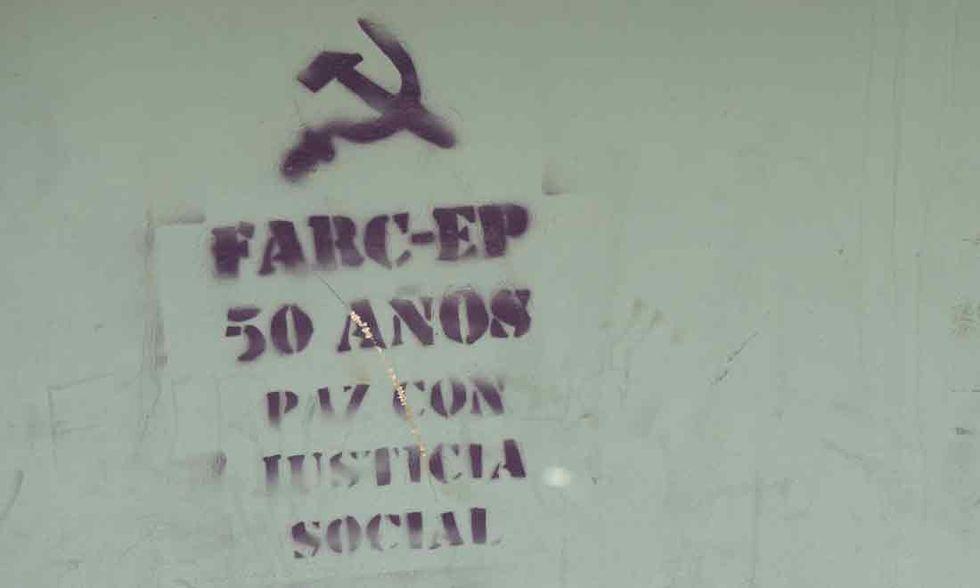 FARC colombiane: la storia