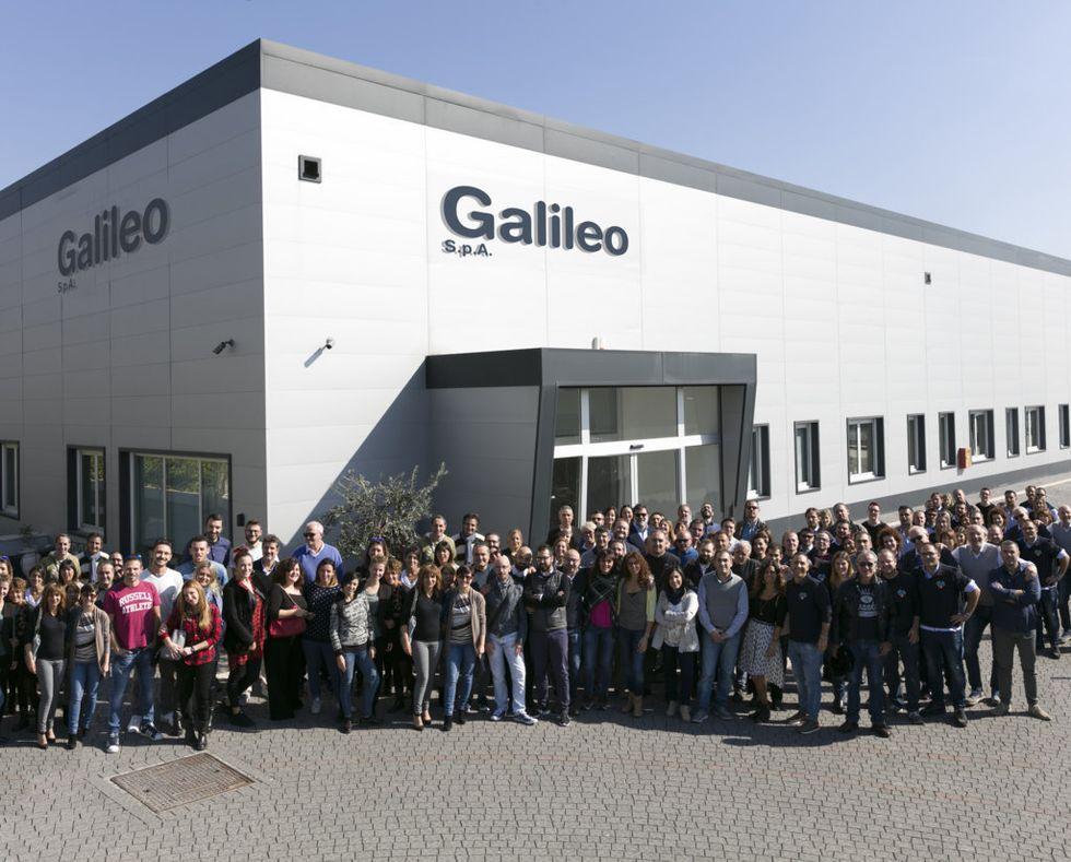 Galileo, un successo costruito con la Cina e premiato a Londra