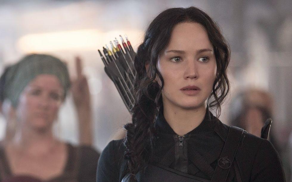 Hunger Games: il canto delle femen